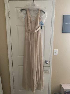 Wedding/Prom/Formal Dress for Sale in Tampa, FL