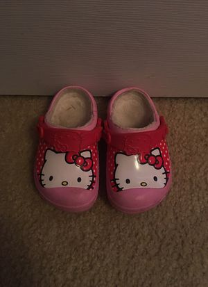 Hello kitty Crocs for Sale in Powder Springs, GA