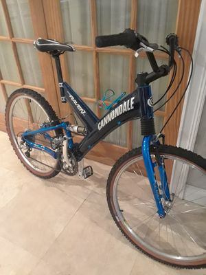 Cannondale RAVEN Super V-700 CARBON $800 FIRM for Sale in Deerfield Beach, FL