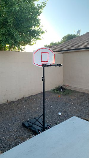 Youth Basketball Hoop Adjustable for Sale in Irvine, CA