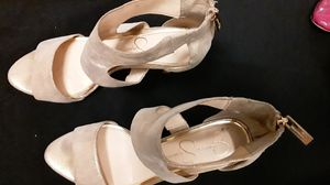 Gold Heels Jessica Simpson for Sale in Windsor Hills, CA
