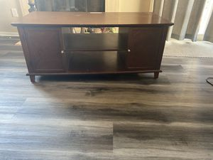 Tv stand for Sale in Corona, CA