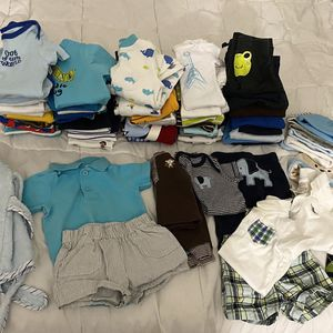 Baby Boy Clothes NB-3M for Sale in Santa Ana, CA