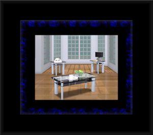 3pc Glass coffee table for Sale in Alexandria, VA