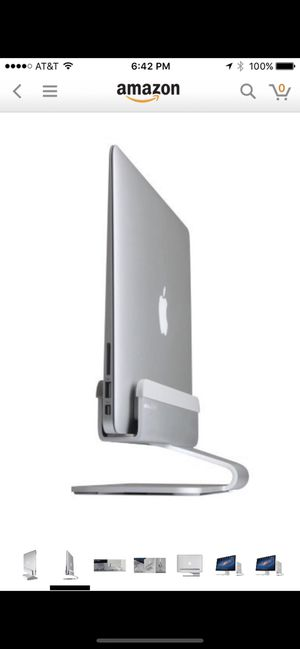 VERTICAL LAPTOP STAND for Sale in Los Angeles, CA