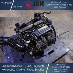 2000 2001 2002 2003 Mazda Protege 2.0l Twin Cam 4 Cylinder Engine JDM FS9 for Sale in Orlando, FL