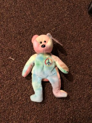 Peace Beanie Baby for Sale in North Attleborough, MA