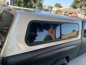 Toyota Tacoma camper shell for Sale in Norwalk, CA