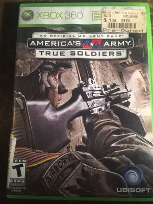 America's Army: True Soldiers for Sale in St. Louis, MO