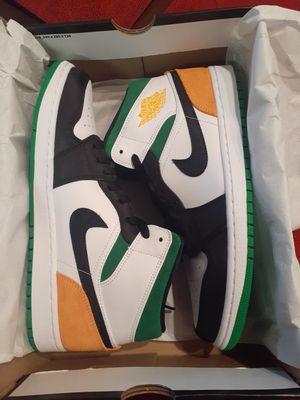 Jordan 1 Retro Mid Lucky Green - Sizes: 10, 10.5 for Sale in Dublin, CA