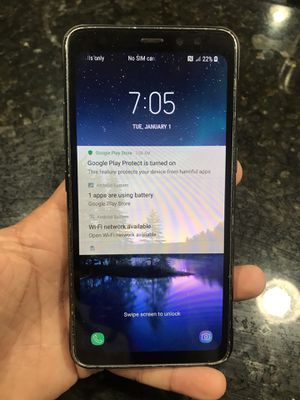 Samsung galaxy s8. Factory unlocked! for Sale in Glendale, AZ