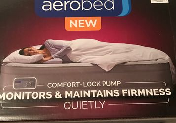 Brand New Aerobed Queen Size Costco Air Mattress for Sale in Gilbert,  AZ
