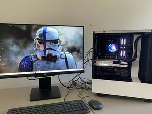 RTX 3070 gaming pc (Everything is included in the price)NO TRADE! for Sale in Fullerton, CA