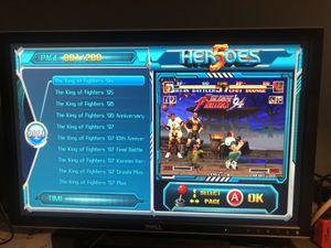 Pandora's Box Heroes 5, 2000 games in 1 Home Arcade Console for Sale in Naperville, IL