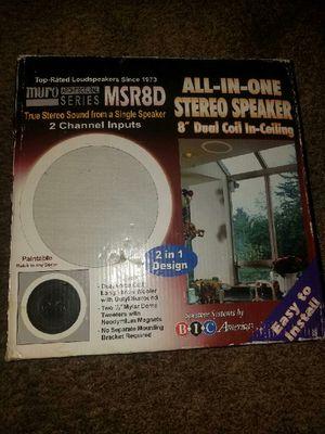 "Muro MSR8D all in one stereo speakers 8"" for Sale in La Vergne, TN"