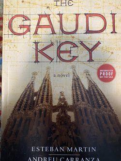 The Gaudi Key Novel for Sale in Philadelphia,  PA