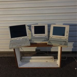 3 Vintage Laptops for Sale in Tempe, AZ