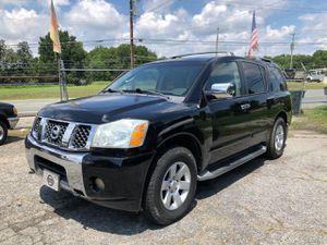 2004 Nissan Pathfinder Armada for Sale in Greensboro, NC