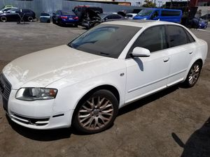 FOR PARTS AUDI A4 AWD QUATTRO 2.0 TURBO 6 SPEED TRANSMISSION for Sale in Los Angeles, CA