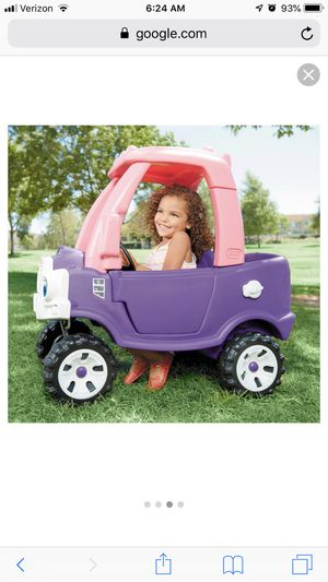Brand new Little Tikes Princess Cozy Truck for Sale in Temecula, CA
