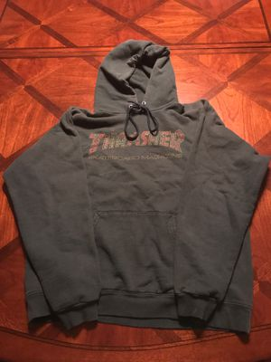Green Thrasher Hoodie, Size Small for Sale in Santa Ana, CA