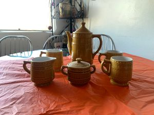 Antique Coffee set for Sale in Hawthorne, CA