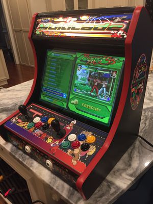 Arcade Machine with 1000 Ganes for Sale in Buford, GA