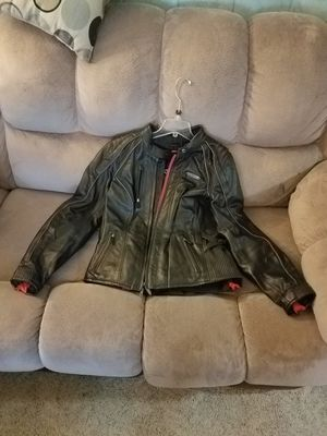 Harley Davidson FXRG leather riding jacket for Sale in Vancouver, WA