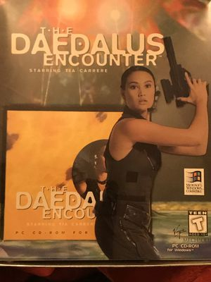 Daedalus Encounter Computer game for Sale in St. Louis, MO