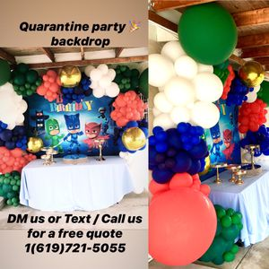 Balloon Arch for Sale in San Diego, CA