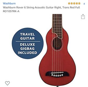 Washburn Travel Guitar for Sale in Buford, GA