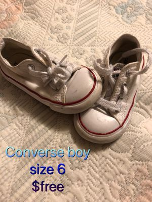 Converse boy FREE for Sale in Mesquite, TX