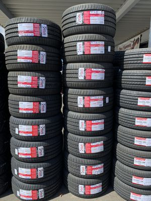 HUGE SELECTION OF TIRES FOR SALE BEST PRICES CALL OR TEXT FOR A QUOTE for Sale in Stockton, CA