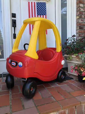 Original Little Tikes cozy coupe for Sale in Edmonds, WA