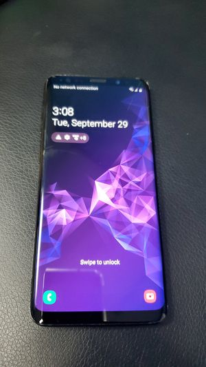 Samsung Galaxy S9 for Sale in Fort Lauderdale, FL