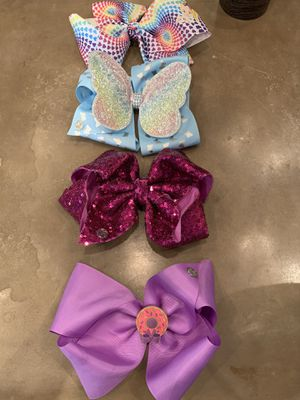 JoJo Siwa Bows for Sale in Gilbert, AZ