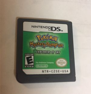 Pokémon Mystery Dungeon Explorers of Sky for Sale in Plantation, FL