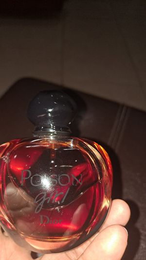 Poison Girl DIOR 3.4 oz perfume for Sale in Montclair, CA