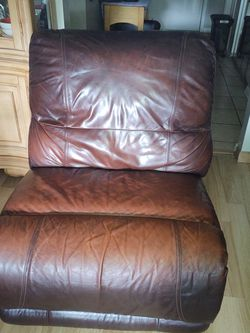 Leather Sectional for Sale in Brandon,  FL