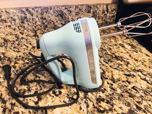 KitchenAid Electric Mixer almost brand new on Sale for Sale in Braintree, MA