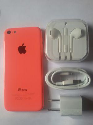 IPhone 5 C ,,Excellent Condition, FACTORY UNLOCKED. for Sale in Fort Belvoir, VA