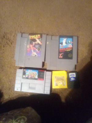 Nintendo game bundle for Sale in Startex, SC