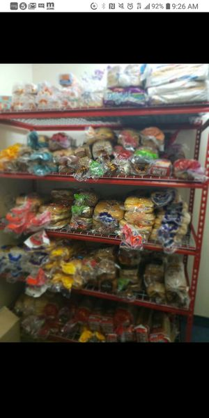 free bread and Veggies for Sale in Arlington, TX