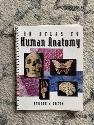 Atlas of Human Anatomy for Sale in Seattle, WA
