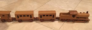Wooden train kids toy for Sale in Phoenix, AZ