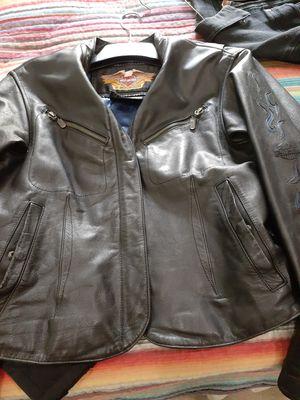 Harley Davidson Jacket-womens-Medium for Sale in Wolf Summit, WV