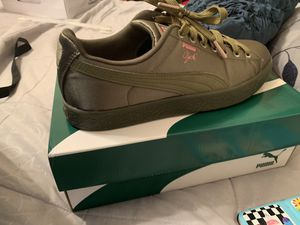 Olive Green Pumas for Sale in West Palm Beach, FL