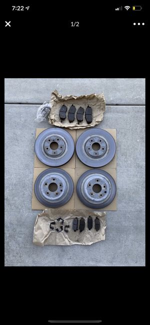 Infiniti Nissan Brake Rotors and Pads for Sale in Fontana, CA