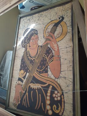India art picture for Sale in MD, US
