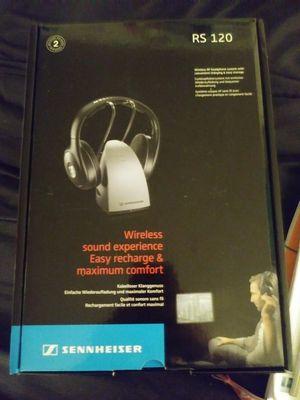 Sennheiser Headphones RS120 for Sale in Tacoma, WA